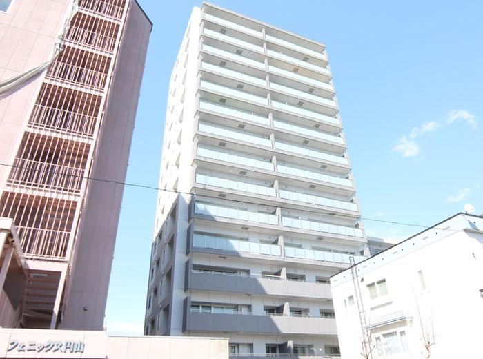 中古マンション ブランズ円山北202号室