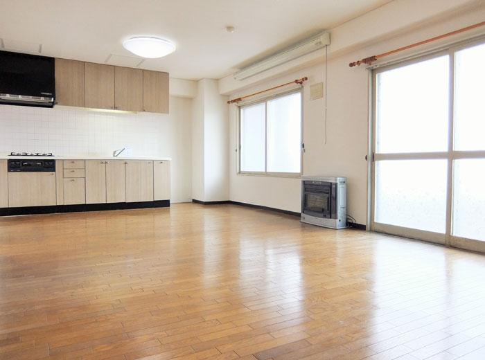 中古マンション 白石グリーンハイツ 401号室