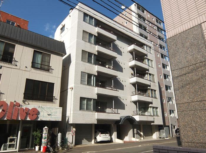 中古マンション エステート大通 302号室