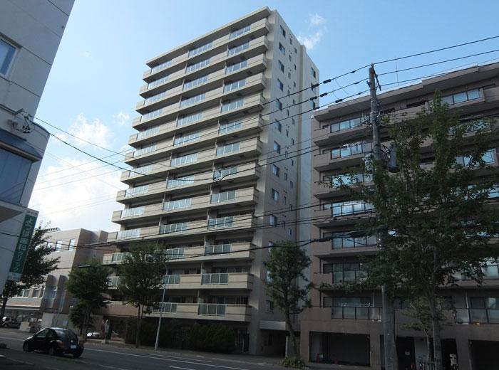 中古マンション ルジェンテ円山北ホームズ703号室