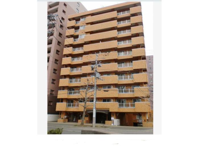 中古マンション ライオンズマンション第2中島公園通り 804号室