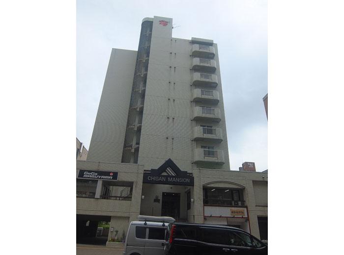 チサンマンション円山裏参道 202号室
