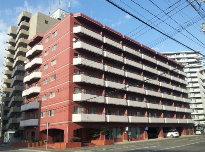 中古マンション セザール第二札幌 309号室
