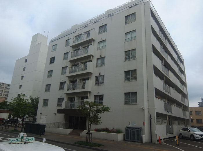 中古マンション チサンマンション札幌第五 208号室