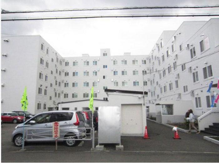 中古マンション 南澄川パークマンション 301号室