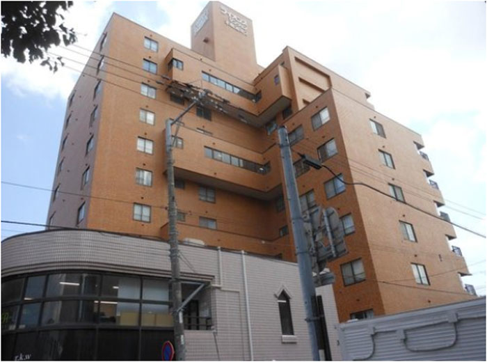 ライオンズマンション本郷通第二 203号室