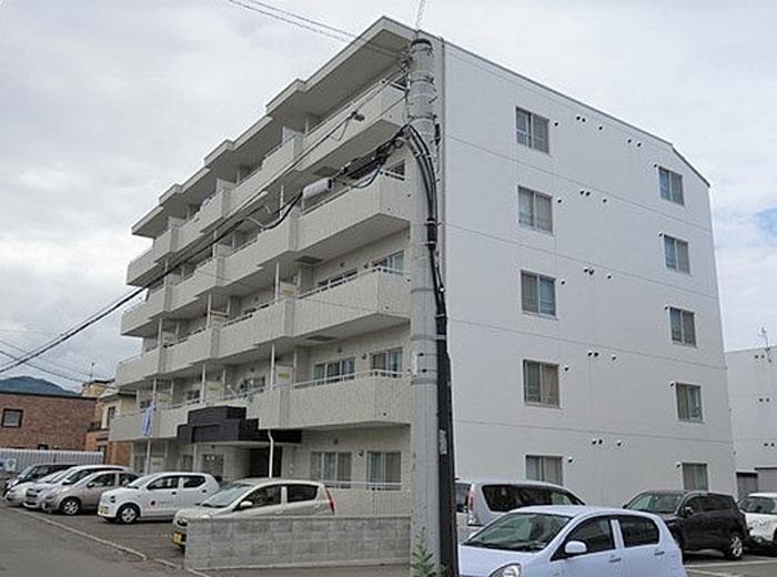 中古マンション ガーデンハウス発寒中央 101号室