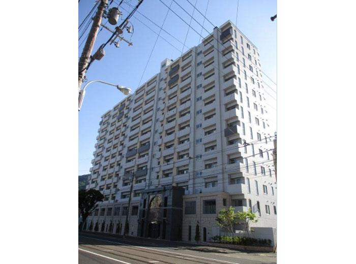 中古マンション グランファーレ伏見アクアスプリングス 202号室