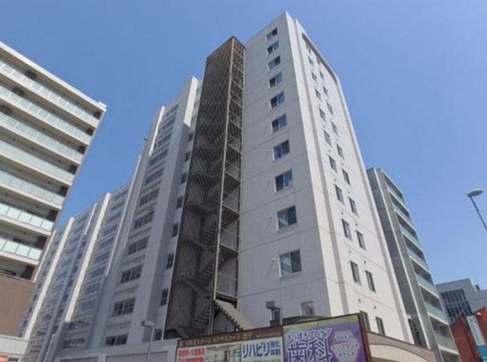 中古マンション コスモ・ビュー豊平橋 1414号室