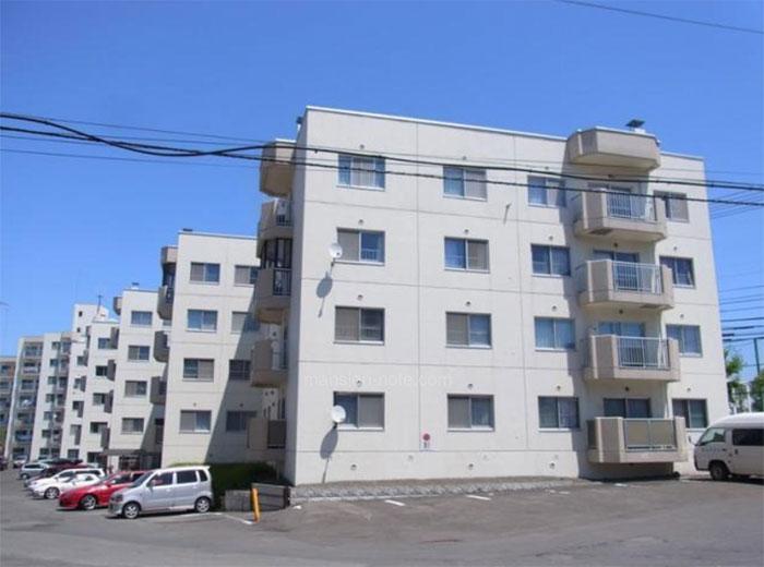 中古マンション 平岸リバーサイドハイム 202号室