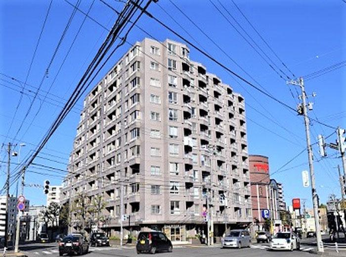 中古マンション 九条橋ハイホーム 708号室