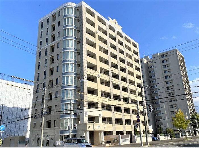 中古マンション グランファーレ東札幌ロワイヤル 1105号室