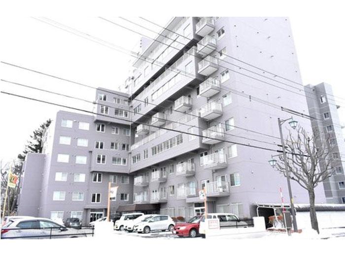 中古マンション モンテベルデ厚別<br>803号室