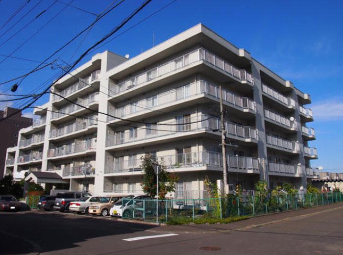 中古マンション プリンスハイツ新札幌第2 308号室