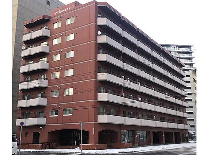 中古マンション セザール第2札幌<br>708号室