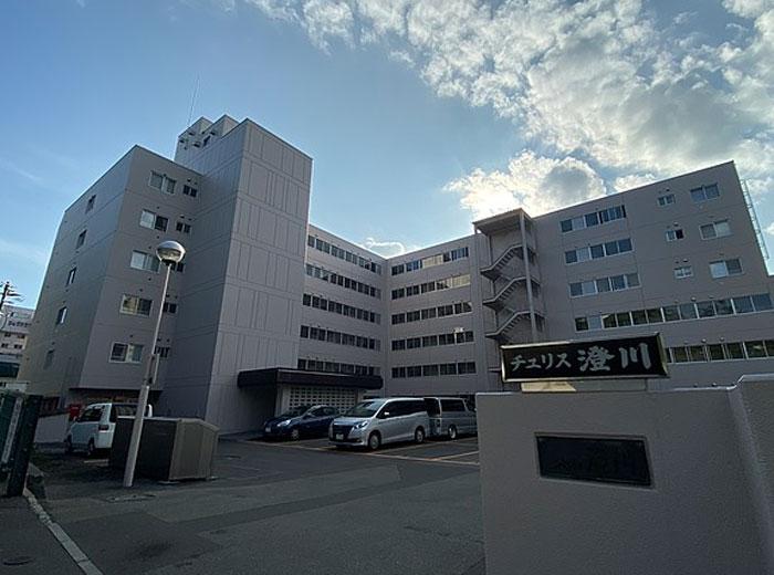 中古マンション チュリス澄川 506号室